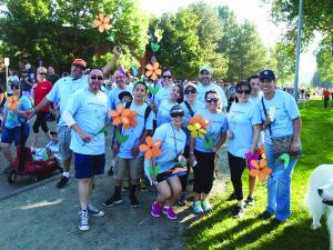 La Caminata para ponerle fin al Alzheimer, cumplió con las expectativas y las familias participaron.