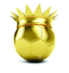 gold ballon