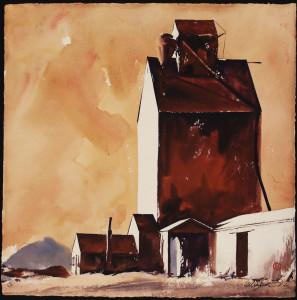 Obras del pintor William Matthews, en el –Museo de Arte de Denver. (Foto cortesía de MAD)