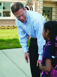 Tom Boasberg, Superintendente de las Escuelas Públicas de Denver. (Foto de Germán González)