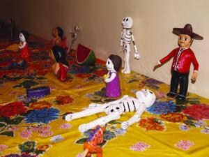 Parte del trabajo realizado en el Museo de Arte de Denver. (Foto de Germán González)