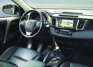 2014-Toyota-RAV4-Interior