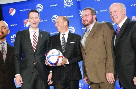 """Anfitriones del juego de las estrellas de la MLS 2015 """"All-Star Game"""""""