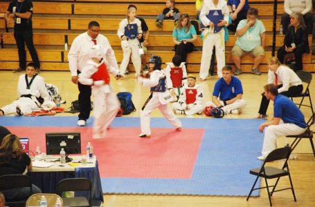 El equipo de Martinez Brothers Taekwondo compitió en Albuquerque