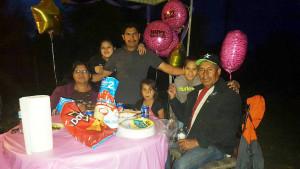 Felicidades a la señora Elvira Macias en su cumpleaños. (Foto cortesía de un familiar).