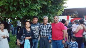 Ma. de Jesús Espino y Francisco Diosdado (Foto de cortesía).