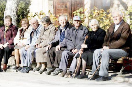 Aumento de Adultos Mayores