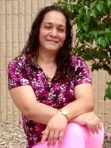 Cristina Rodríguez, tranquila de saber que su hija fue un apoyo para otras personas.