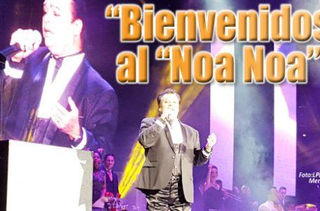 """En su gira """"El Divo de Juárez"""" se presentó en el Pepsi Center"""