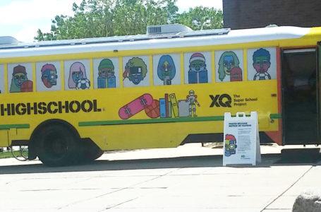 El Autobús de XQ llego a Denver