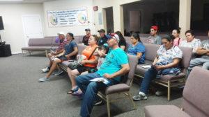 Desde muy temprana hora las personas empezaron a llegar a la Iglesia Kingdom Culture Training Center para ser parte de este Taller en  Commerce City. (Fotos: LPDC/Mary A. Flores).