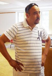 Arturo, una historia vivida dentro del Santuario. (Fotos: Archivo/La Prensa de Colorado)