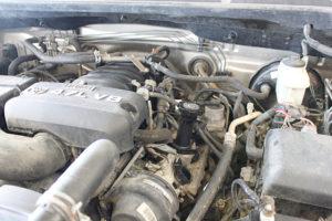 La Toyota Tundra 2007 de Víctor Sheppard, es todo un ejemplo de vida… ¡Más de un millón de millas! (Foto cortesía de Toyota).