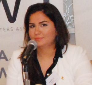 Andrea Pinillos. (Foto:LPDC/Mary A. Flores).