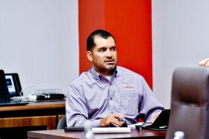 Mario Alberto Lozoya, Director de Relaciones Gubernamentales en Toyota.