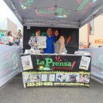 Linda Sosa, directora de relaciones públicas de San Cayetano con La Prensa de Colorado.