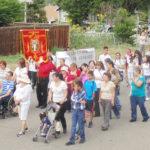 Por segundo año realizan la procesión del Patrono San Cayetano.