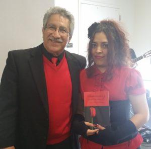 Miguel Fitch-Aguirre y Sandra Ruiz ((Foto cortesía para La Prensa de Colorado).