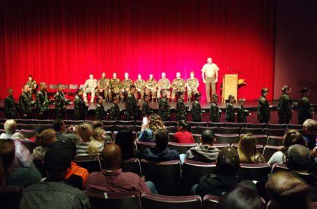¡Felicidades a los Foothills Young Marines!