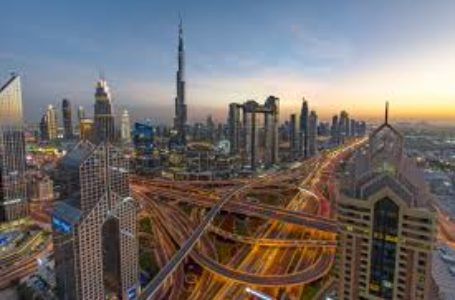Tourism in Dubai is booming international tourist most