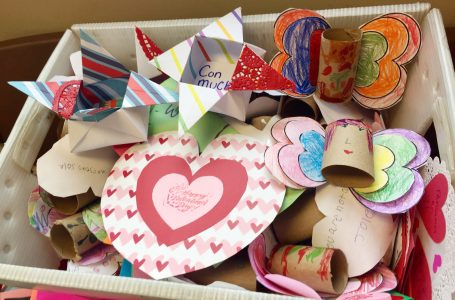 Cartas de San Valentín para detenidos en GEO