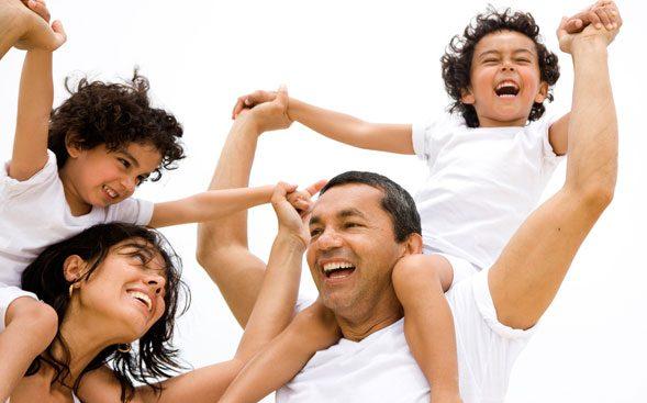 Combinando nuestros valores  familiares con nuestra política