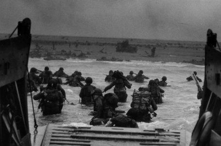 75 aniversario del D-Day