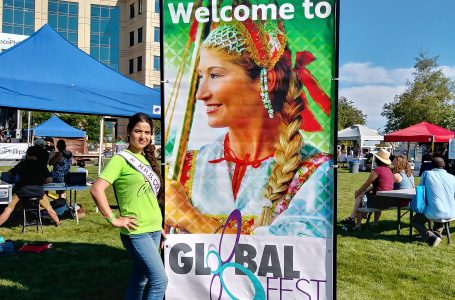 Celebración  de Culturas en  el Global Fest