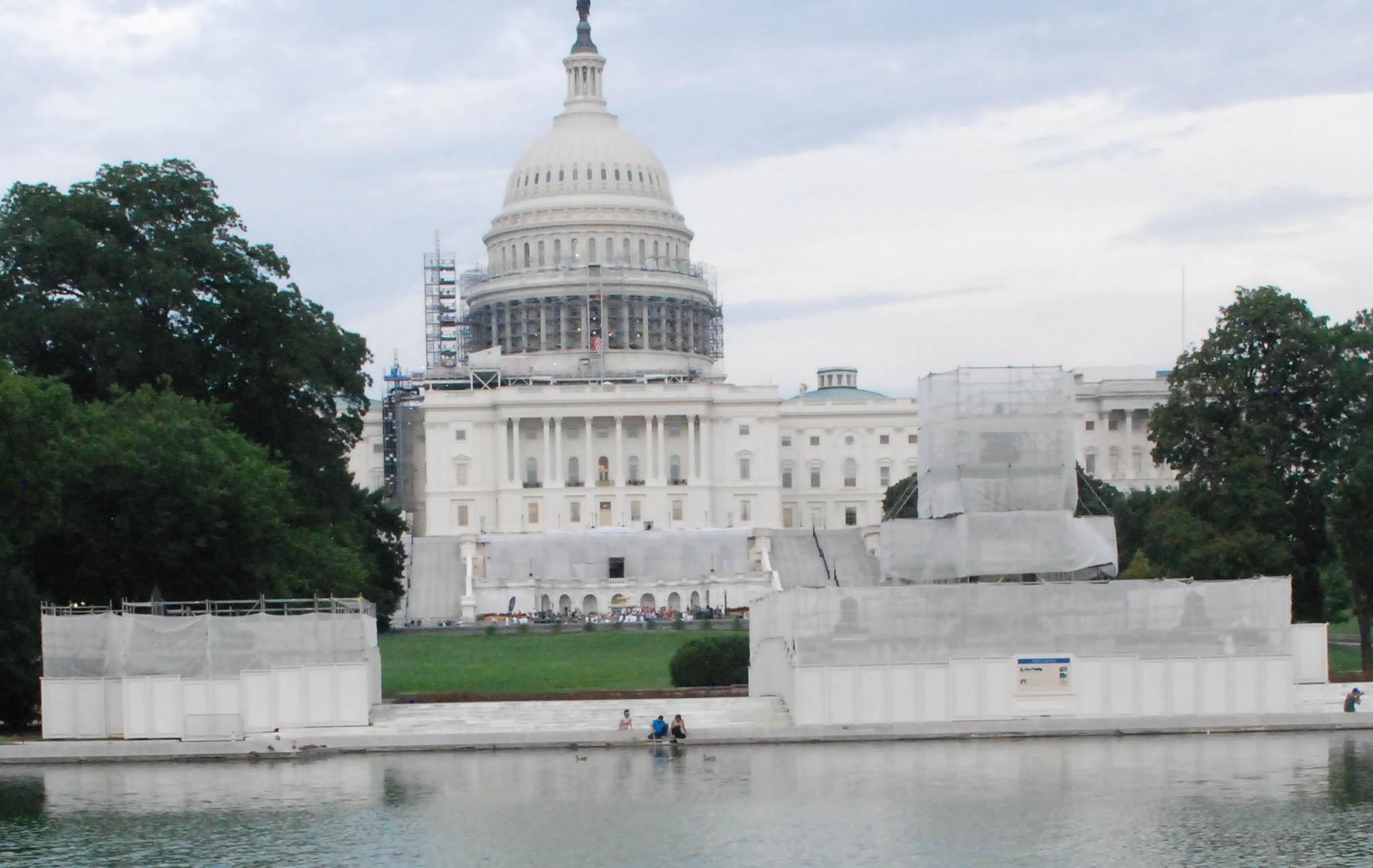 Reunión para la Segunda Enmienda 2 de noviembre, el Capitolio, Washington DC