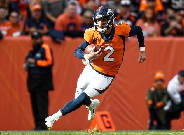 Broncos: regresan  a las acciones