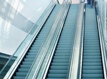 Semana de seguridad en el uso de pasillos móviles, escaleras mecánicas y ascensores
