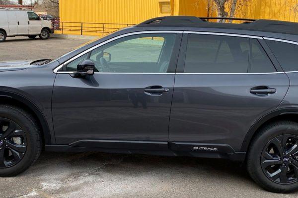 2020 Subaru Outback Onyx XT