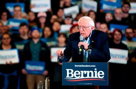 Bernie Sanders visitó Denver