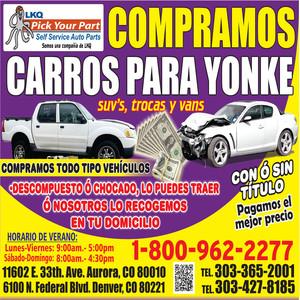 Compramos Carros para Yonke.cdr
