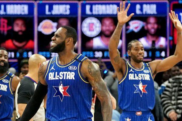 NBA: Juego de las Estrellas