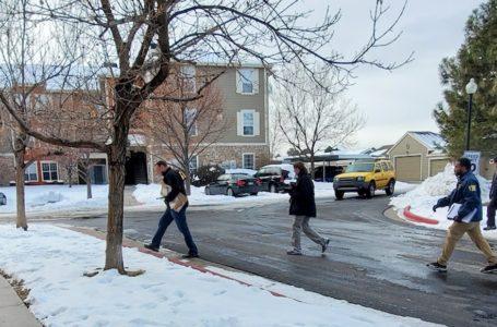 FBI realizo redadas multiples en casas y apartamentos