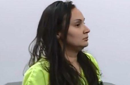 Letecia Stauch aparece ante la corte