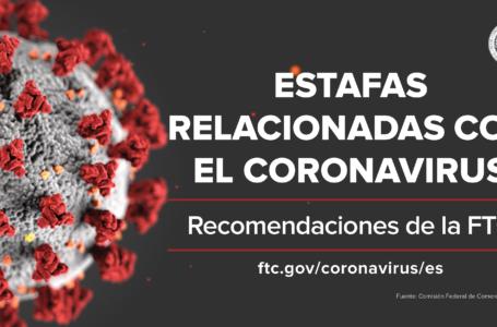 Cuidado con las estafas de los pagos de estímulo por el coronavirus