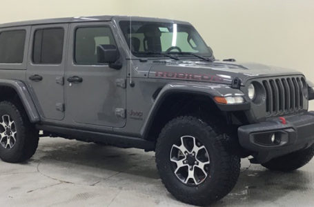 RUBICON! 2020 Jeep wrangler