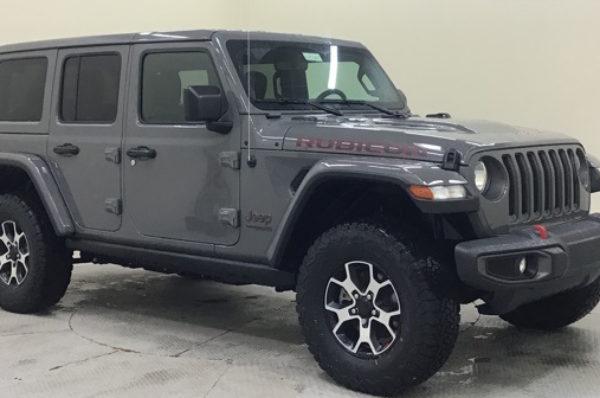 RUBICON! 2020 Jeep wrangler