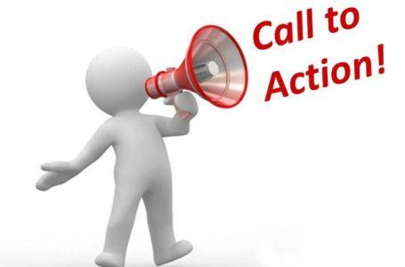 Un llamado a la acción