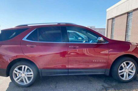 2020 Chevrolet Equinox AWD Premier