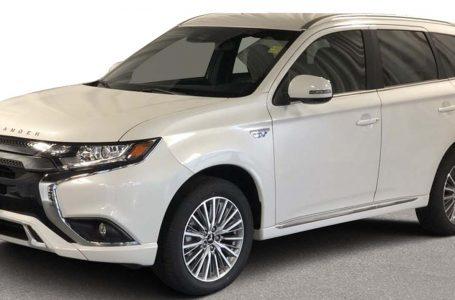 2020 Mitsubishi Outlander PHEV GT S-AWC