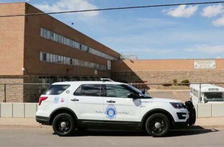 Suspende presencia policíal en escuelas