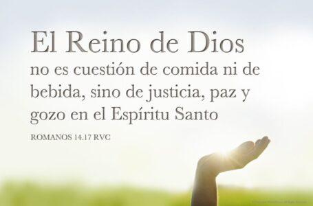 La justicia según Dios