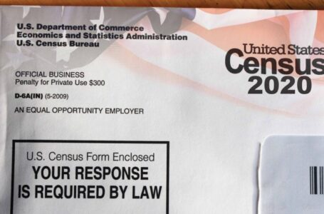 El 61.5% de los hogares  ha respondido al censo