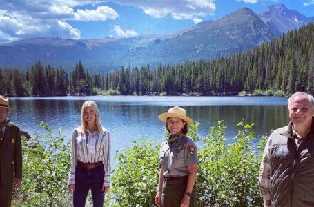 Visita el Parque Nacional  de las Montañas Rocosas