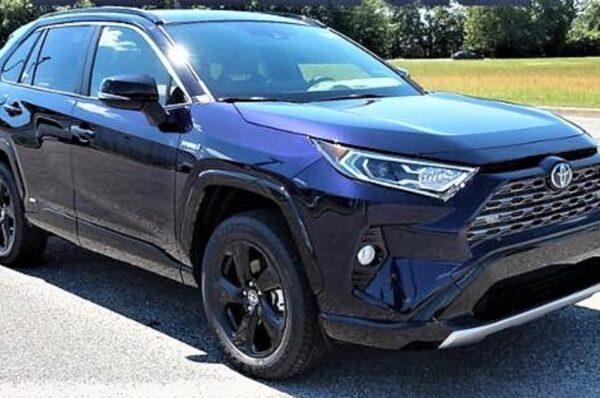 2020 Toyota RAV4 Híbrida