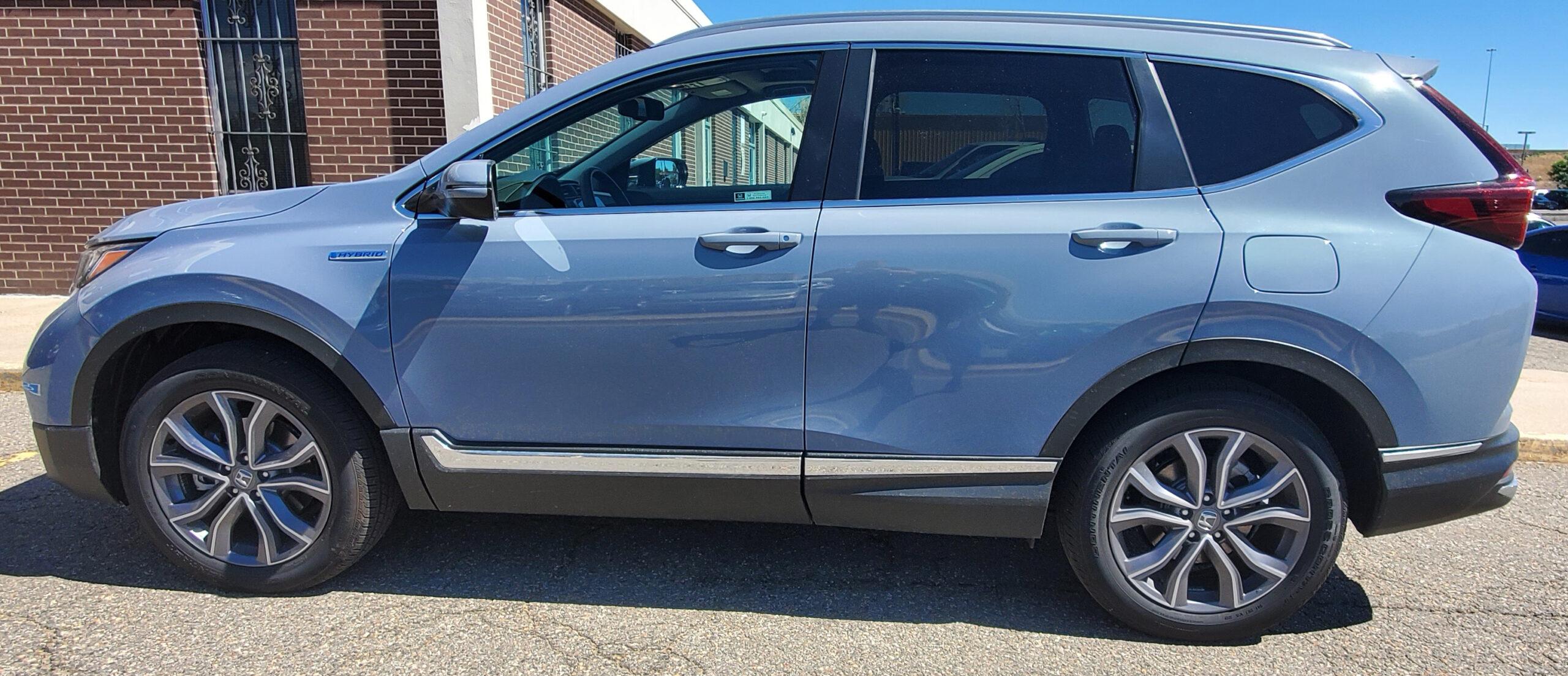 2020 Honda CR-V Hybrid AWD Touring
