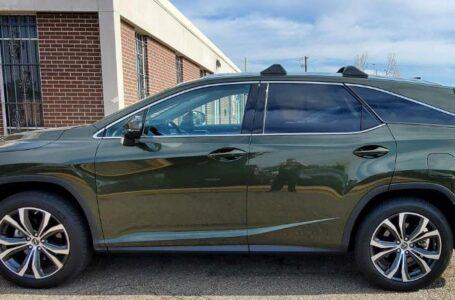 2020 Lexus 350L AWD
